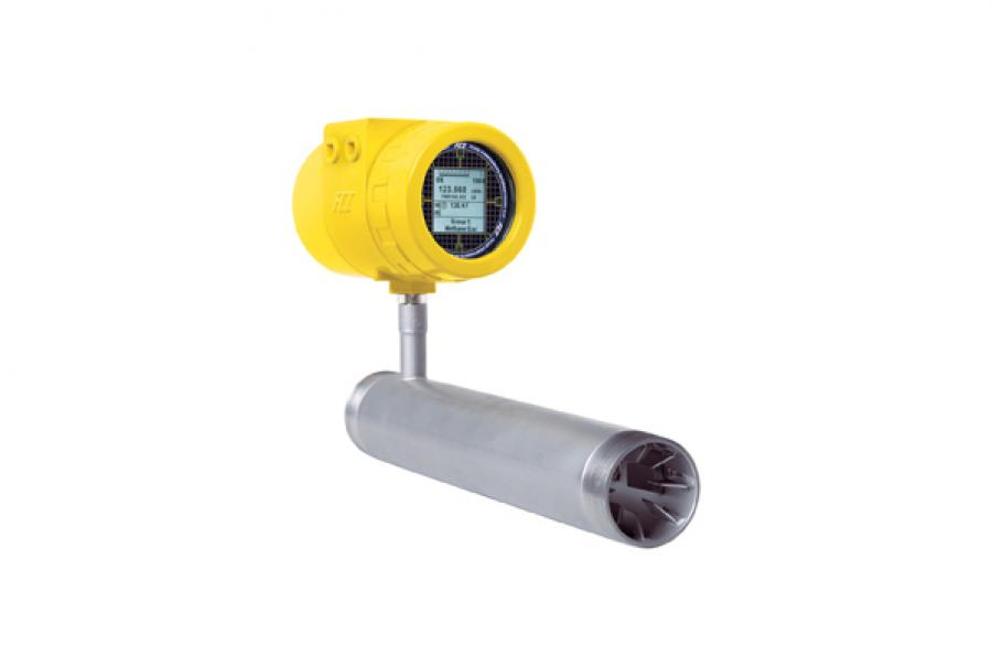 Inline Flowmeter Measures Chlorine Without the Need for Straight-Pipe Runs