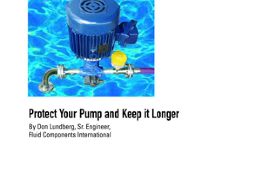 Protect Your Pump & Keep It Longer