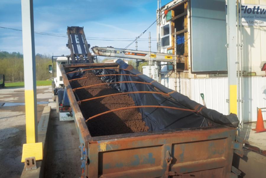 Centrifuge system decreases manpower, increases sludge quality