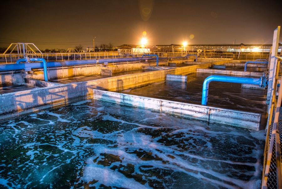Magnetic flowmeters meet water & wastewater utility needs