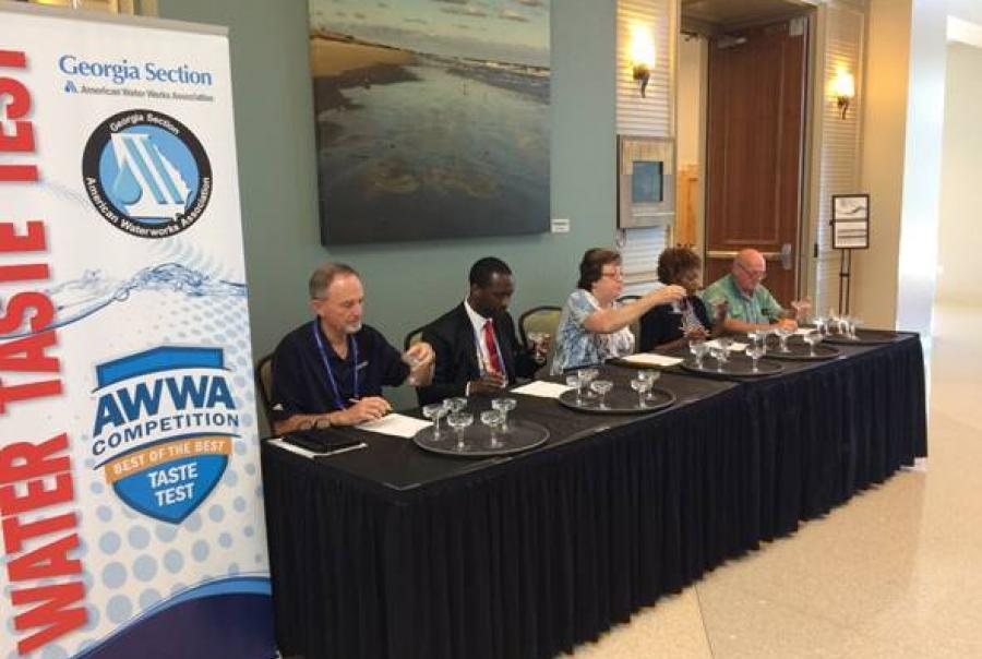 City of Carrollton, Ga., Crowned 'Best Drinking Water in the State'
