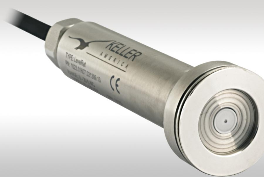 Submersible Level Transmitter Provides Accurate Measurements in Fouling Conditions