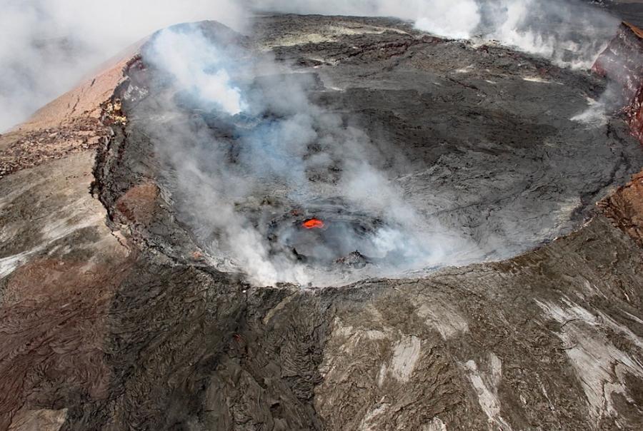 Hawaii power plant in jeopardy following Kilauea erruption