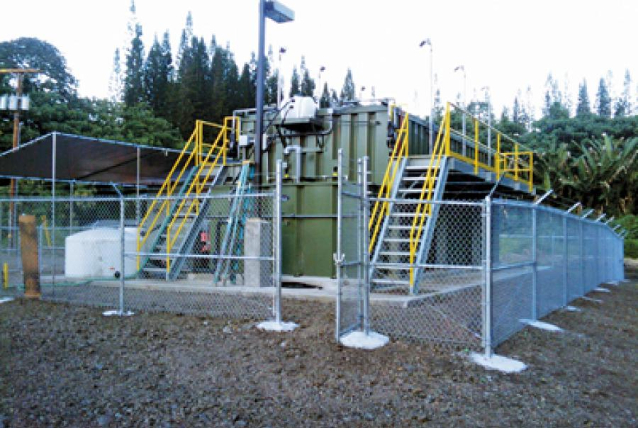Nut Processor Treats High-Strength Wastewater With Ease