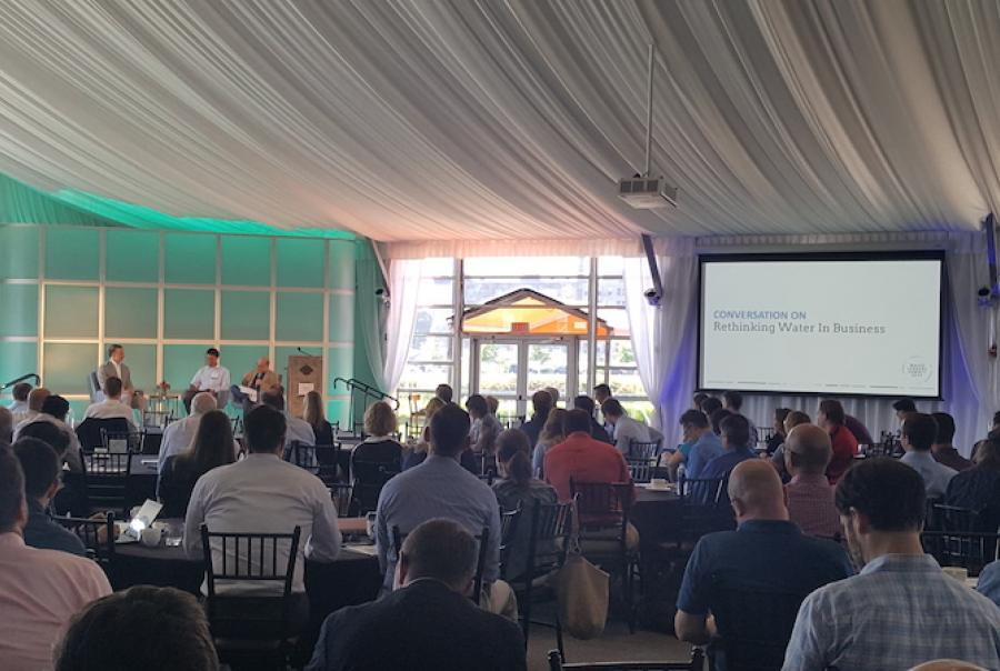 Water Leaders Summit 2019 Day 2 Recap, Milwaukee, water innovation, water investing, The Water Council
