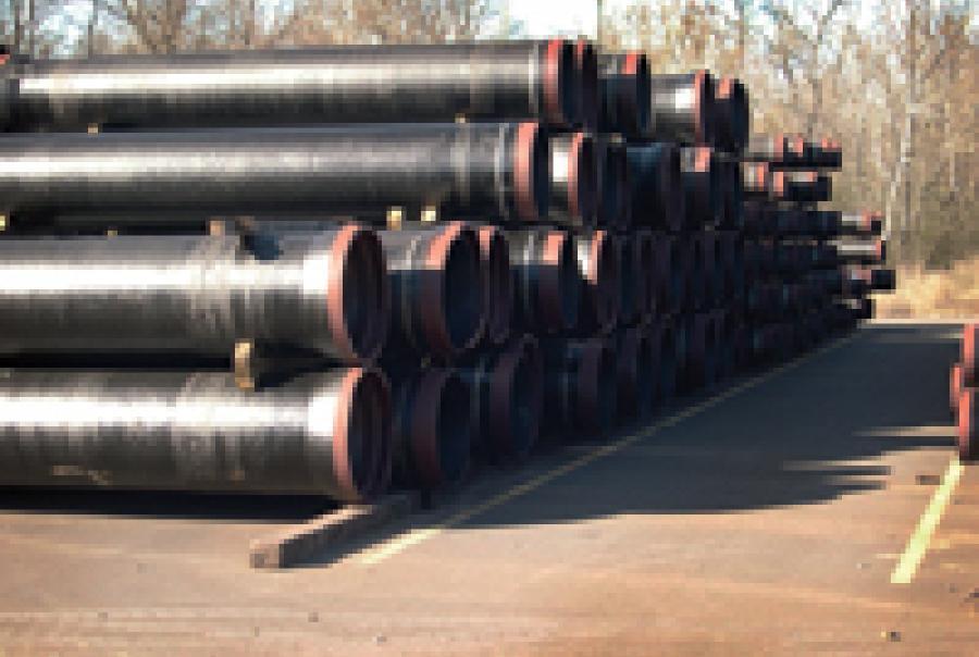 Ductile Iron Sewer Lining