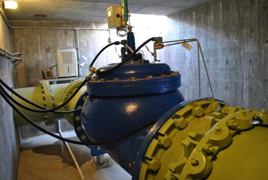 24-in. 3SC solenoid operated control valve