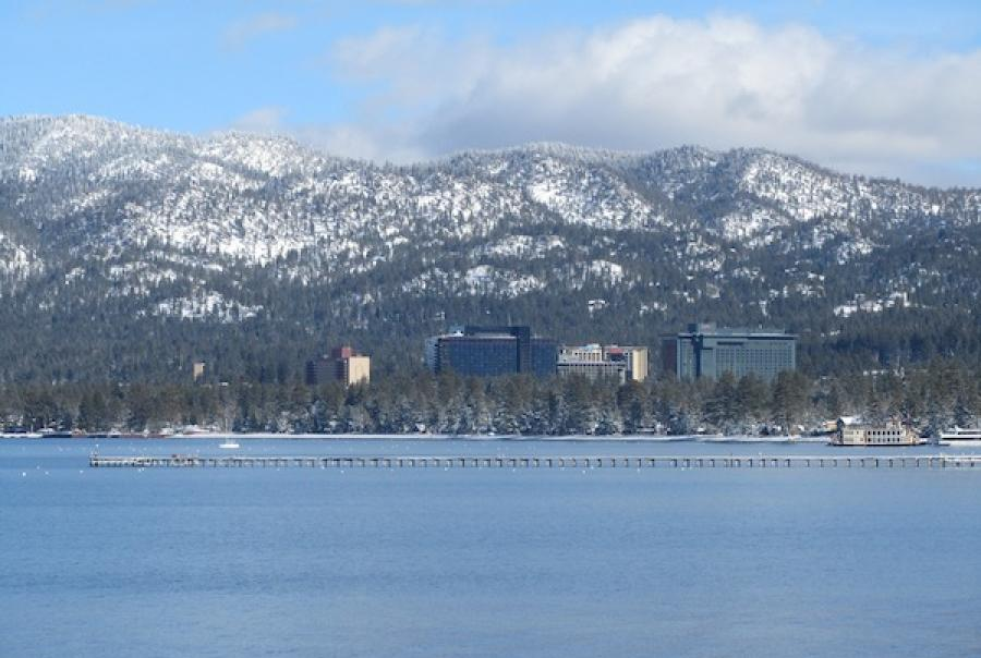 Water providers are hosting a meeting in South Lake Tahoe, Calif., to update community on a toxic underground plume