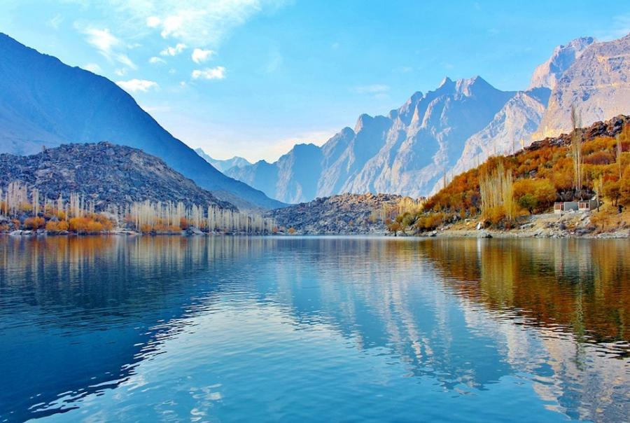 According to a new study between China and Pakistan, major rivers in Pakistan are being subjected to substantial water pollution