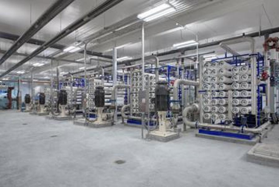 H2O innovation Toledo Ohio nanofiltration ultrafiltration drinking water