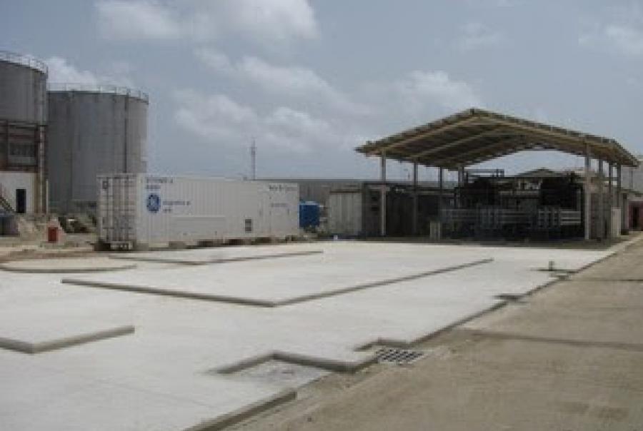 GE seawater desalination seaPRO-84 reverse osmosis