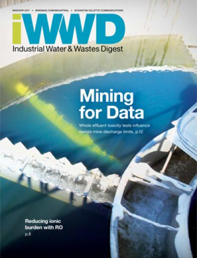 iwwd, industrial, water and wastes digest, magazine, 2017, march, april
