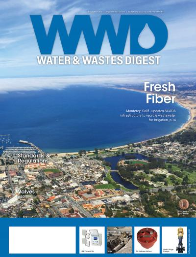 November 2018 Water & Wastes Digest