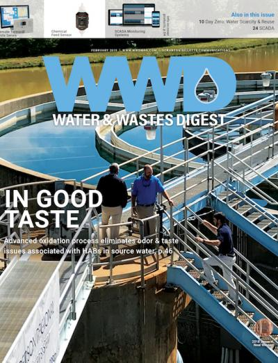 WWD February 2019 Cover