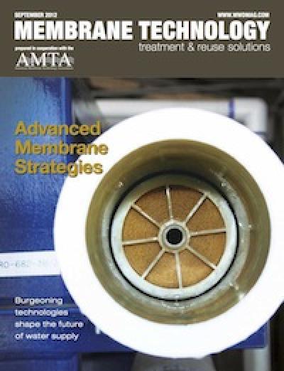 Membrane Technology September 2012