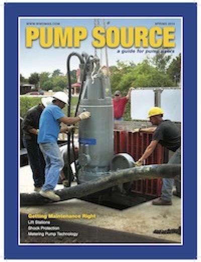Pump Source Spring 2014
