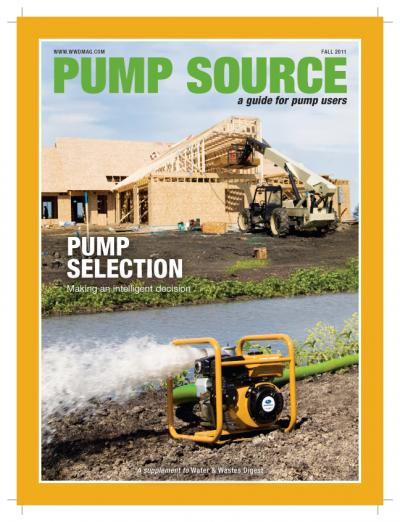 Pump Source Fall 2011