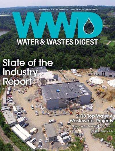 WWD December 2018 Cover