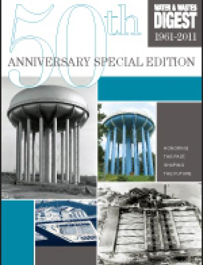 50th Anniversary Special Edition cover