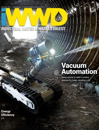 iWWD November 2018 Cover