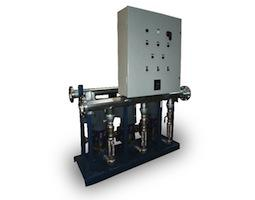 Constant Pressure Booster System