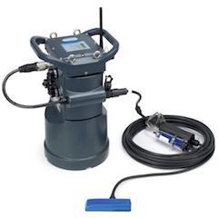 Submerged Area Velocity Monitoring System