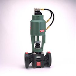 collins instrument co valve
