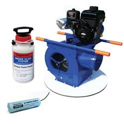 Smoke Generators for Leak Detection