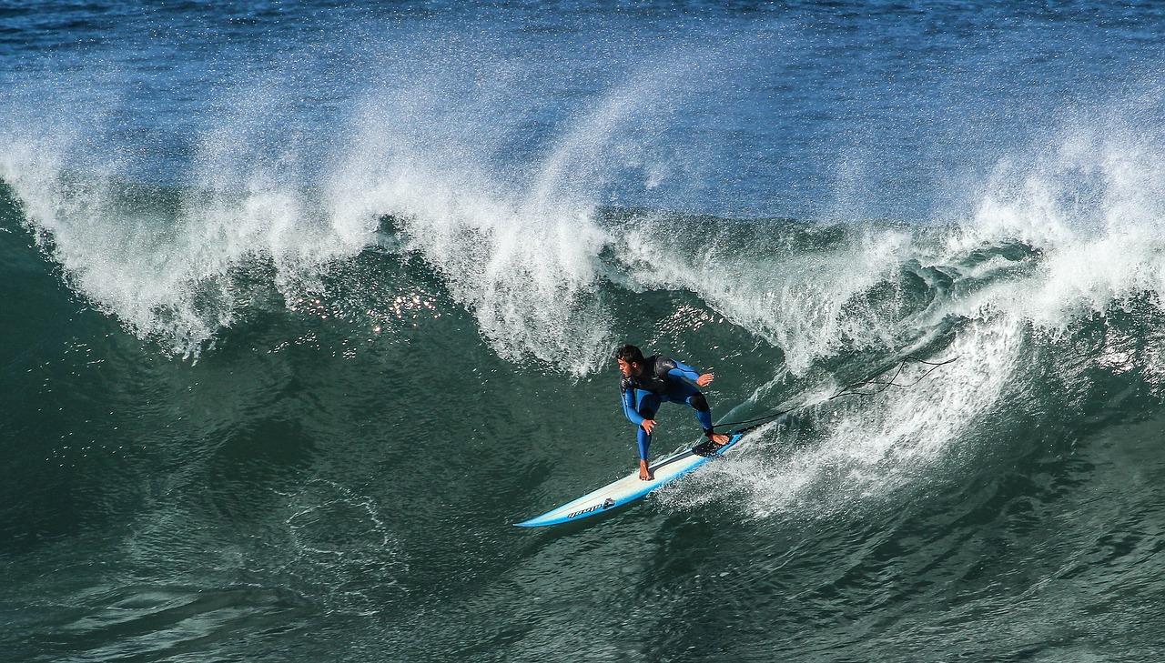 Making waves at water companies.