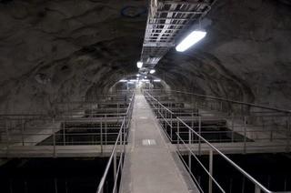Henriksdal Wastewater Treatment Plant GE ultrafiltration membrane bioreactor