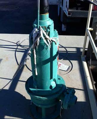 Chopper pump eliminates grease at San Diego station