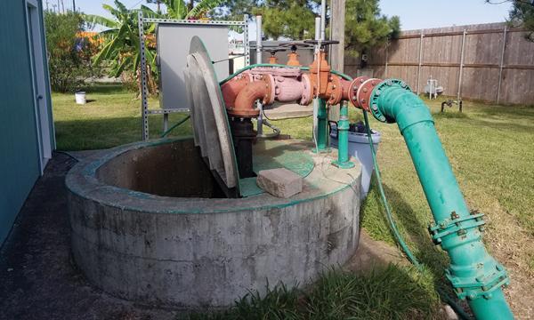 Submersible chopper pumps prevent sewer backups during Hurricane Harvey