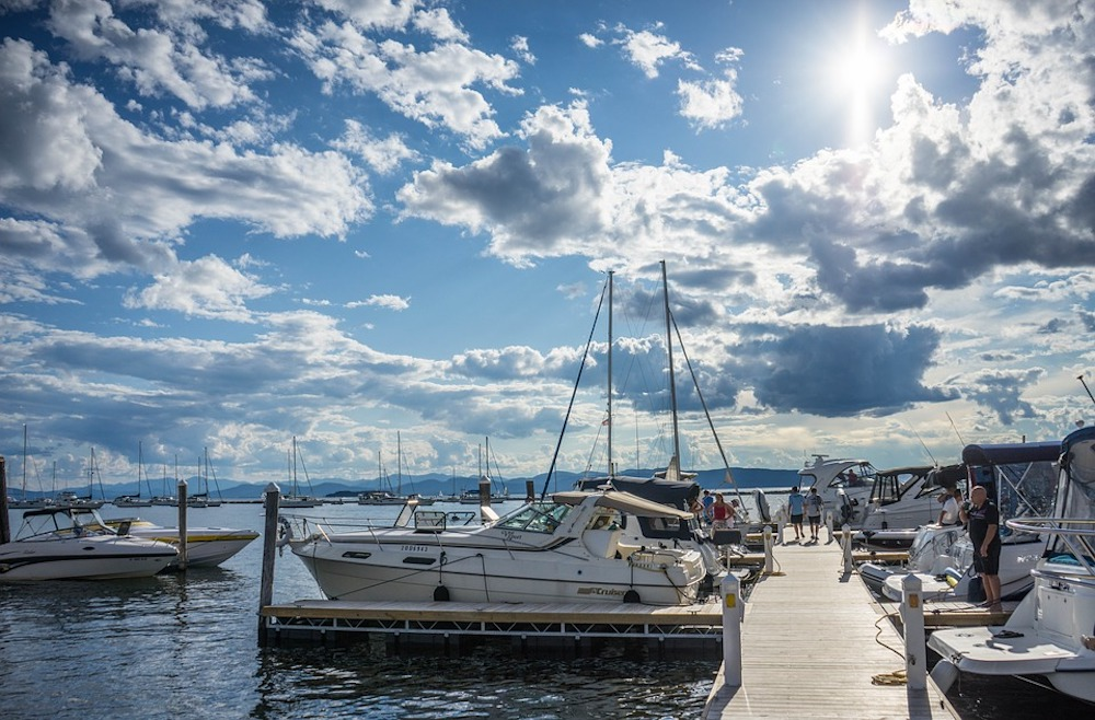 Rutland City, Vt., has executed a 745,000 gal wastewater discharge