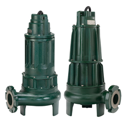 Submersible Wastewater Pumps